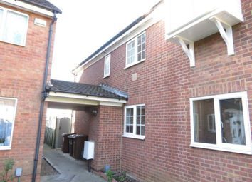 Thumbnail 2 bedroom semi-detached house to rent in Eaglesthorpe, Peterborough
