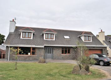 Thumbnail 5 bed detached house for sale in Carrick Park, Sulby, Isle Of Man