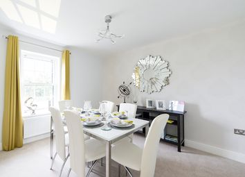 Thumbnail 4 bed detached house for sale in John Campbell Close, Off Brockhall Road, Flore