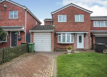 Thumbnail 3 bed detached house for sale in Newdigate Road, Bedworth, Warwickshire