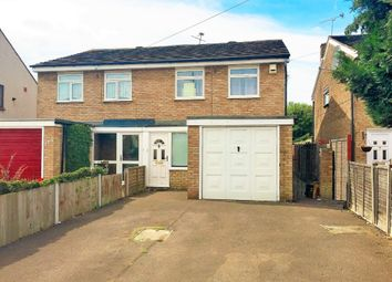 Thumbnail 3 bedroom semi-detached house for sale in White Hart Lane, Romford, Essex