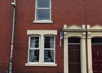 Thumbnail 3 bed flat to rent in Eldon Street, Preston