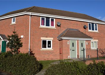 Thumbnail 2 bed flat for sale in Charnos Street, Ilkeston, Derbyshire