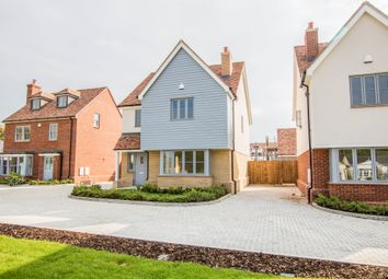 Thumbnail 3 bedroom detached house for sale in Mill View, London Road, Great Chesterford, Saffron Walden