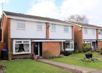 Thumbnail 3 bed semi-detached house for sale in Wendron Close, Woking