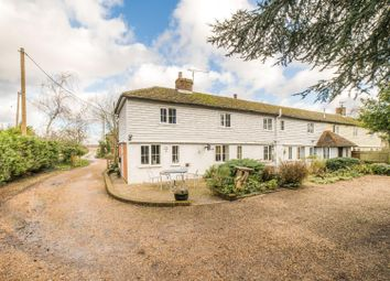 4 bed semi-detached house for sale in London Road, Dunkirk, Faversham ME13