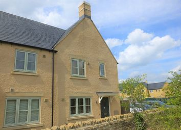 Thumbnail 3 bedroom end terrace house for sale in Tetbury Industrial Estate, Cirencester Road, Tetbury