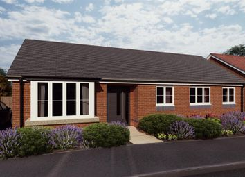 Thumbnail 3 bed detached bungalow for sale in Hallgfate Fields, Green Lane, Lower Pilsley, Chesterfield