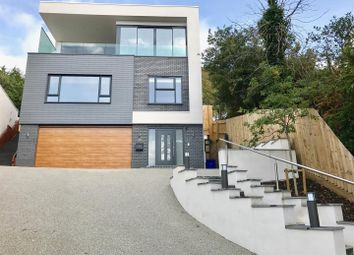 Thumbnail 4 bedroom detached house for sale in Vale Heights, Vale Road, Parkstone, Poole