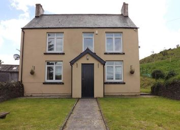 Thumbnail 4 bed property to rent in Penrhiw, Ystumtuen, Aberystwyth