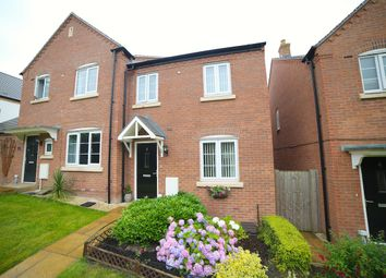 Thumbnail 3 bed property for sale in Woodside Avenue, Telford