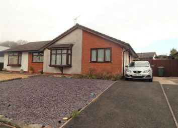 Thumbnail 3 bedroom semi-detached bungalow for sale in Ramsey Road, Clydach, Swansea