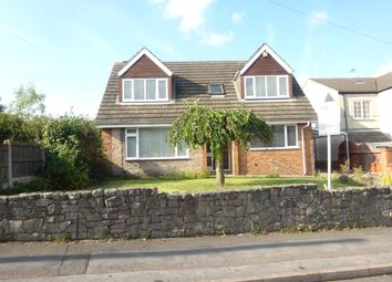 Thumbnail 4 bed detached house to rent in Racecourse Road, Mansfield