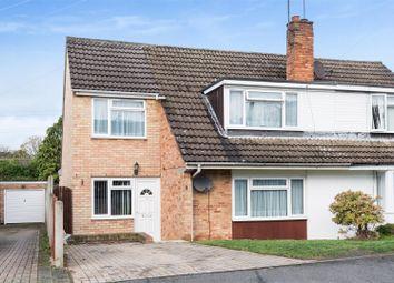 Thumbnail 5 bed semi-detached house for sale in Sandy Lane, Sandhurst, Berkshire