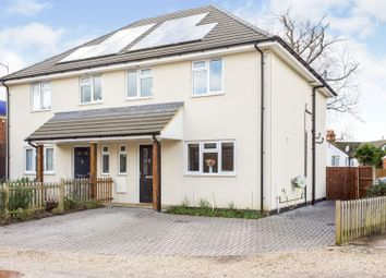 3 bed semi-detached house for sale in Orchard Close, Woking GU22