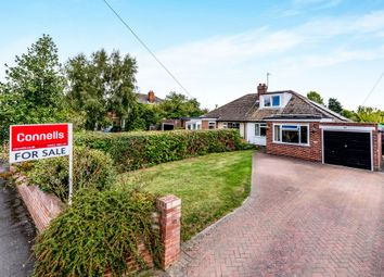 Thumbnail 4 bed bungalow for sale in Bedford Road, Houghton Conquest, Bedford