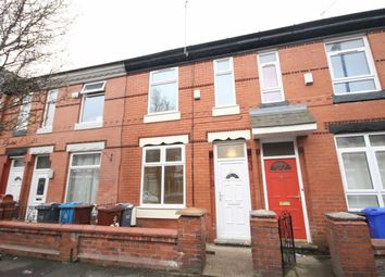 Thumbnail 3 bedroom terraced house to rent in Thornton Road, Fallowfield, Manchester