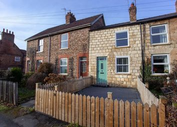 Thumbnail 2 bed terraced house to rent in Main Street, Bishopthorpe, York