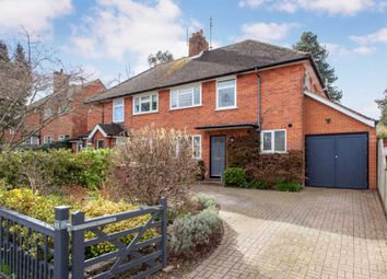Thumbnail 3 bed semi-detached house for sale in Kidmore End Road, Emmer Green, Reading