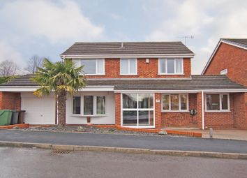 Thumbnail 4 bed detached house for sale in Upland Grove, Norton, Bromsgrove
