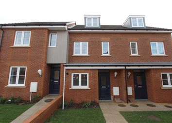 Thumbnail 3 bed terraced house for sale in Cornmill Mews, Leighton Buzzard