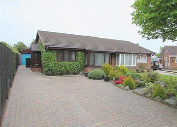 Thumbnail 2 bed bungalow for sale in Elmfield Drive, Preston