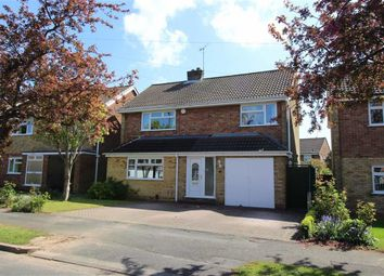 Thumbnail 4 bedroom detached house for sale in Cobthorne Drive, Allestree, Derby