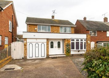 Thumbnail 4 bedroom detached house for sale in Maplin Way, Thorpe Bay