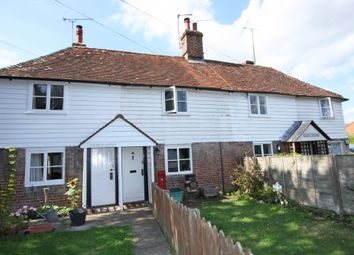 Thumbnail 2 bed terraced house to rent in Bodiam Road, Sandhurst, Cranbrook