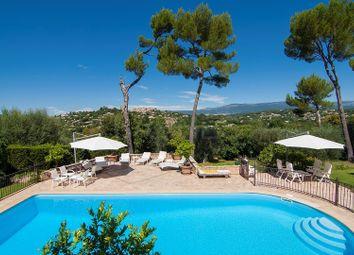 Thumbnail 7 bed villa for sale in Mougins, Mougins, France