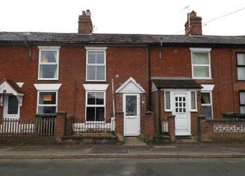 Thumbnail 2 bedroom terraced house for sale in Watton, Thetford