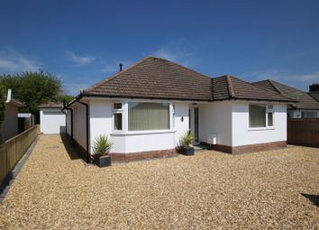 Thumbnail 3 bed detached bungalow for sale in Heathy Close, Barton On Sea, New Milton