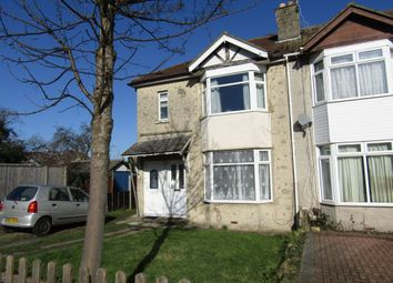 Thumbnail 1 bed flat to rent in Frances Road, Purbrook, Waterlooville