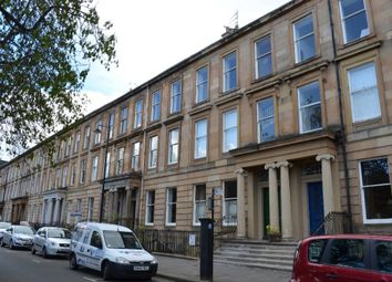 Thumbnail 4 bed flat for sale in Royal Terrace, Glasgow