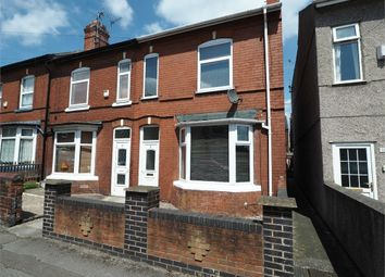 Thumbnail 4 bedroom end terrace house for sale in Lime Street, Sutton-In-Ashfield, Nottinghamshire