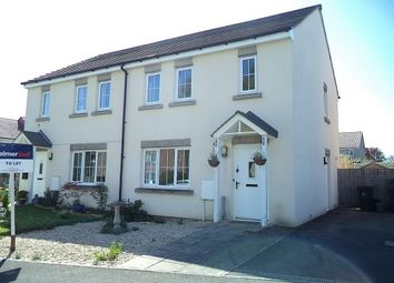 Thumbnail 2 bed property to rent in Neville Close, Charlton Adam, Somerton