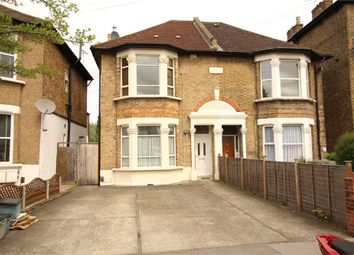 Thumbnail 2 bed flat for sale in Bensham Manor Road, Thornton Heath, Surrey