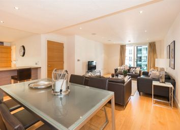 Thumbnail 2 bed flat for sale in Consort House, Lensbury Avenue, London