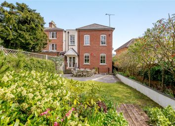 Thumbnail 5 bedroom semi-detached house for sale in St Cross Road, Winchester, Hampshire