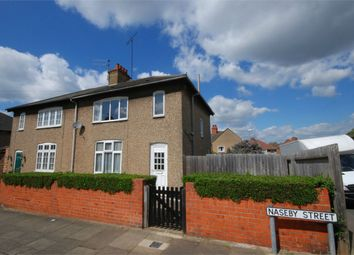 Thumbnail 3 bedroom semi-detached house for sale in Naseby Street, Kingsthorpe Hollow, Northampton
