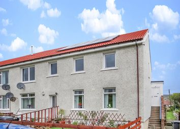 Thumbnail 3 bed flat for sale in Dryburn Road, Sanquhar, Dumfriesshire