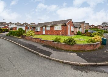 Thumbnail 2 bed detached bungalow for sale in Meriden Road, Clayton, Newcastle