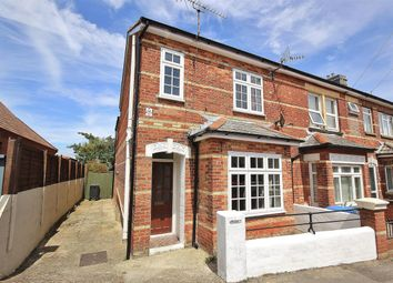 Thumbnail 3 bed end terrace house for sale in Douglas Road, Parkstone, Poole