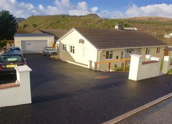 Thumbnail 4 bed detached bungalow for sale in Singlerose Road, Stenalees, St Austell