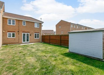 Thumbnail 2 bed town house to rent in Harris Road, Armthorpe, Doncaster