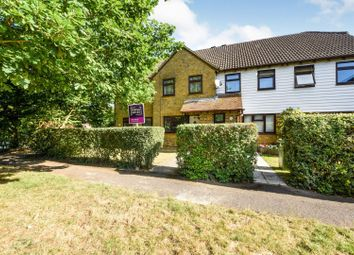 Thumbnail 2 bed terraced house for sale in Iris Close, Chatham