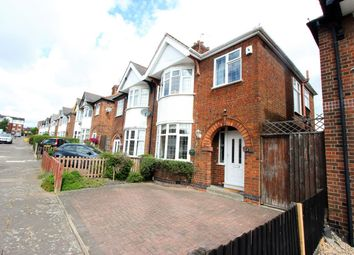 Thumbnail 3 bed semi-detached house for sale in Ashdown Avenue, Leicester