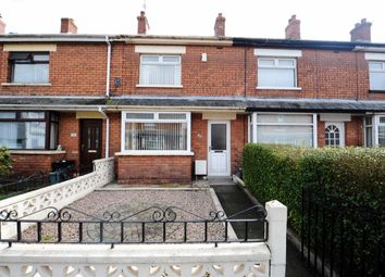 Thumbnail 2 bed terraced house for sale in Parkgate Avenue, Sydenham, Belfast