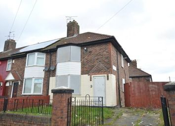 Thumbnail 3 bedroom town house for sale in Colwell Road, Liverpool