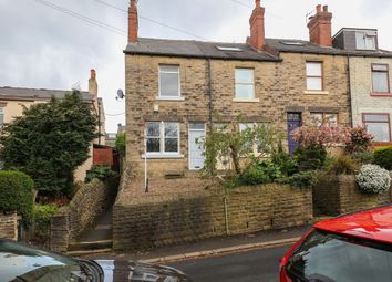 Thumbnail 3 bed end terrace house for sale in Matlock Road, Walkley, Sheffield